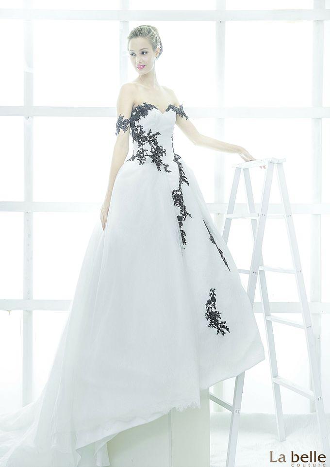 Bridal Gown Collection 2015: Legends by La Belle Couture Weddings Pte Ltd - 003