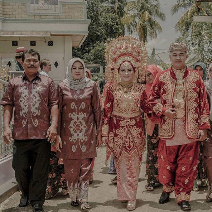 traditional wedding of minang kabau by Artdam Photography - 003
