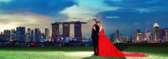 Hapitwan & Debby Susanto Prewedding by Diana Photo - 002