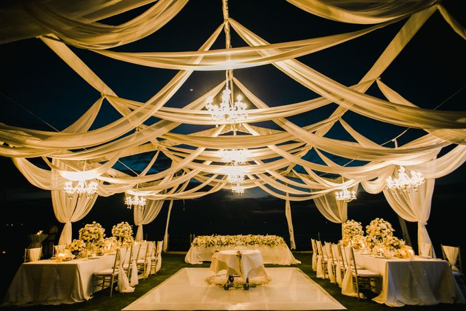 The Wedding of  Tian & Michael at Ayana Villa by Red Gardenia - 020