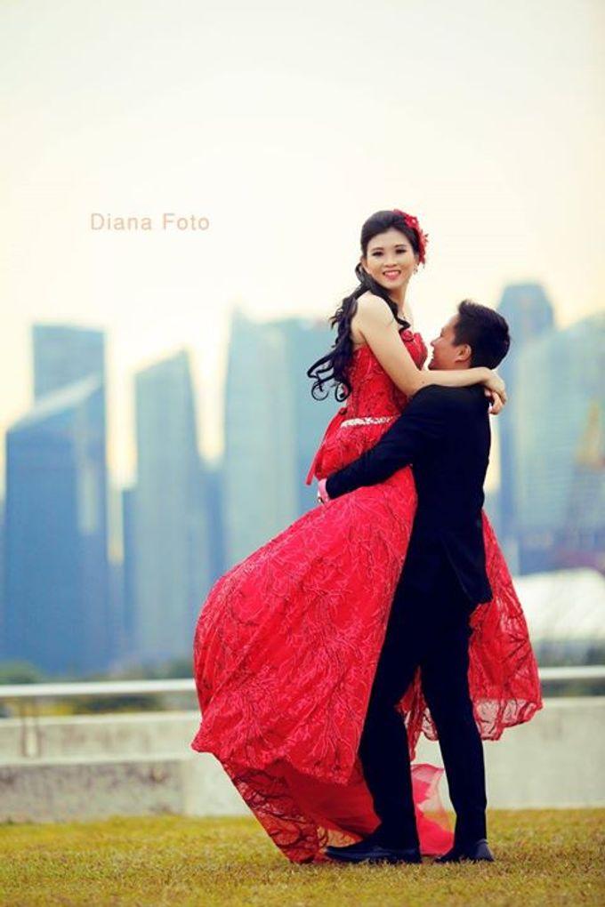 Hapitwan & Debby Susanto Prewedding by Diana Photo - 005