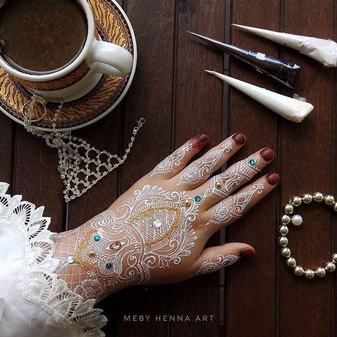 White Henna by Meby Henna Art - 005