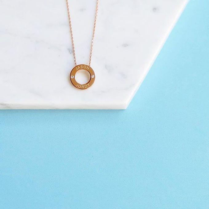 CARA NECKLACE by LINCA Jewellery - 005