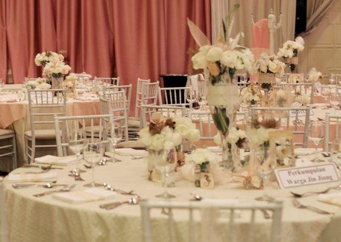 our kind of pink by Tea Rose Wedding Designer - 025
