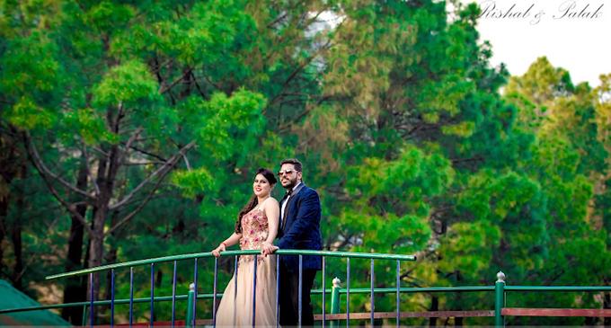 Prewedding of Rishabh and Palak by Satyam Photo - 002
