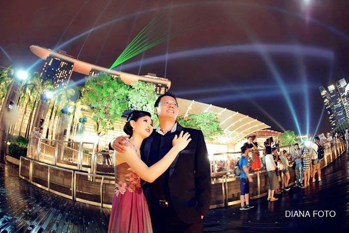 Hapitwan & Debby Susanto Prewedding by Diana Photo - 001