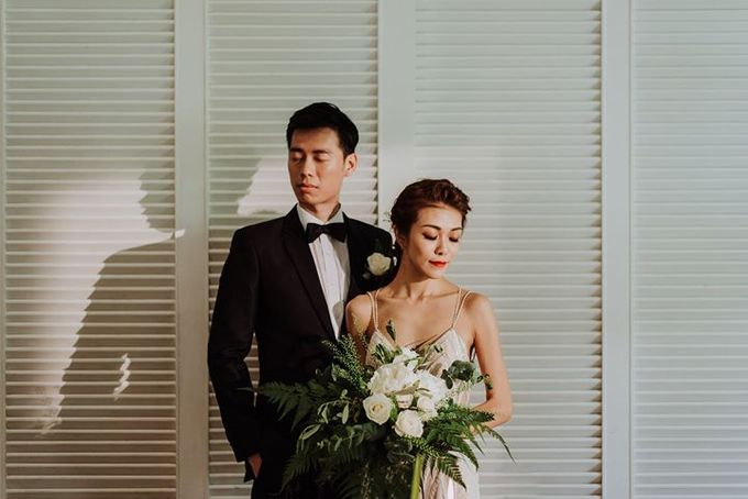 Contemporary Botanic Styled Shoot by Amperian - 035