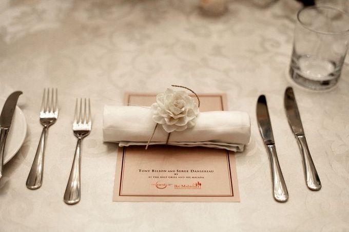 'Eloquence' by Tea Rose Wedding Designer - 015