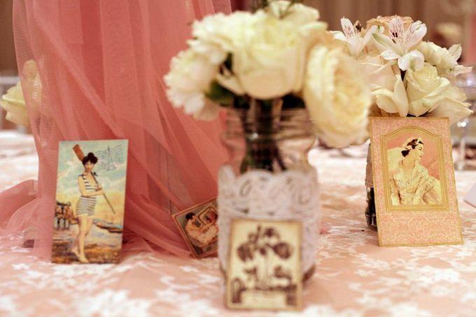 our kind of pink by Tea Rose Wedding Designer - 012