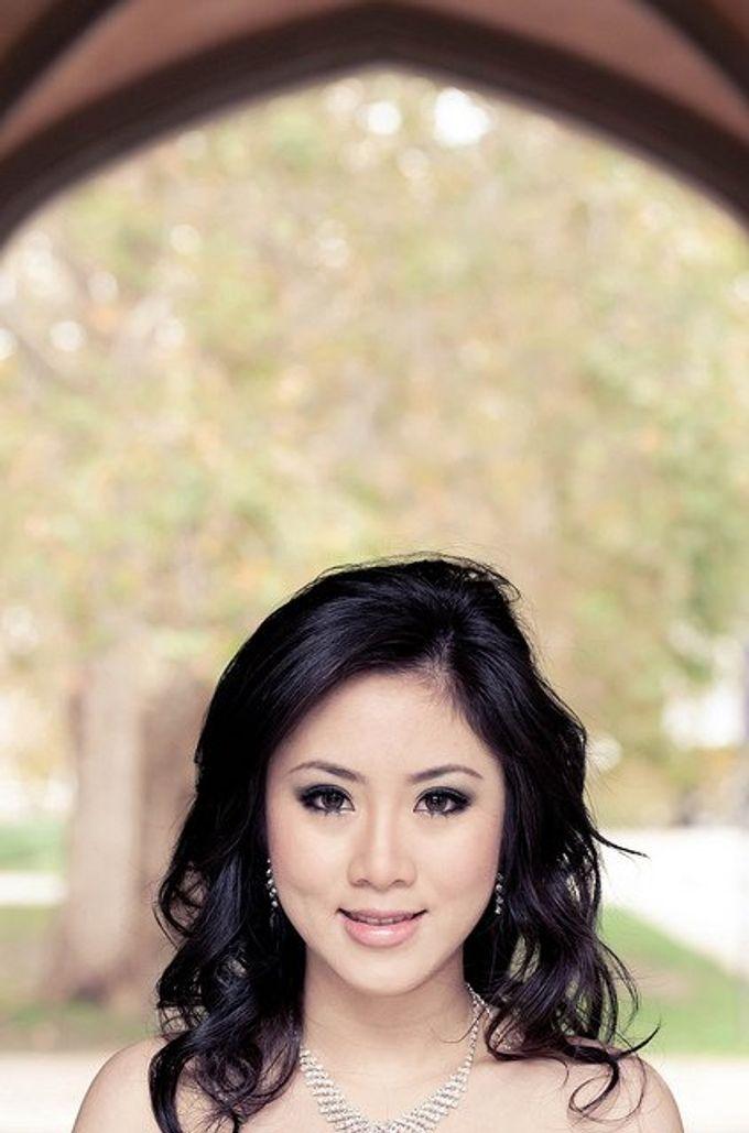 Bridal Makeup by Elly Liana Makeup Artist - 041