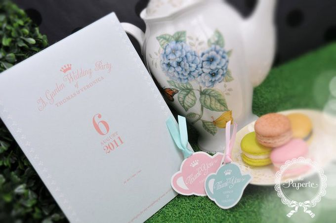 Tea Party Themed by The Paperie - 001