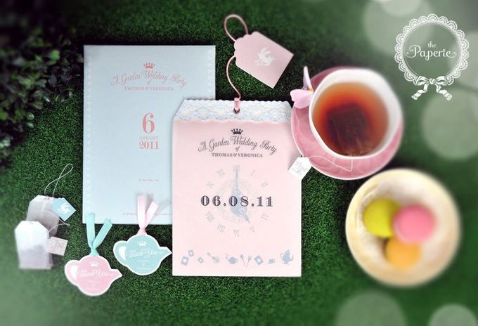 Tea Party Themed by The Paperie - 002