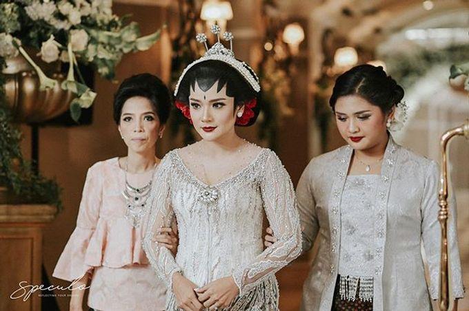 WED CEREMONY FITRI AYU & KENJI by Chandani Weddings - 003