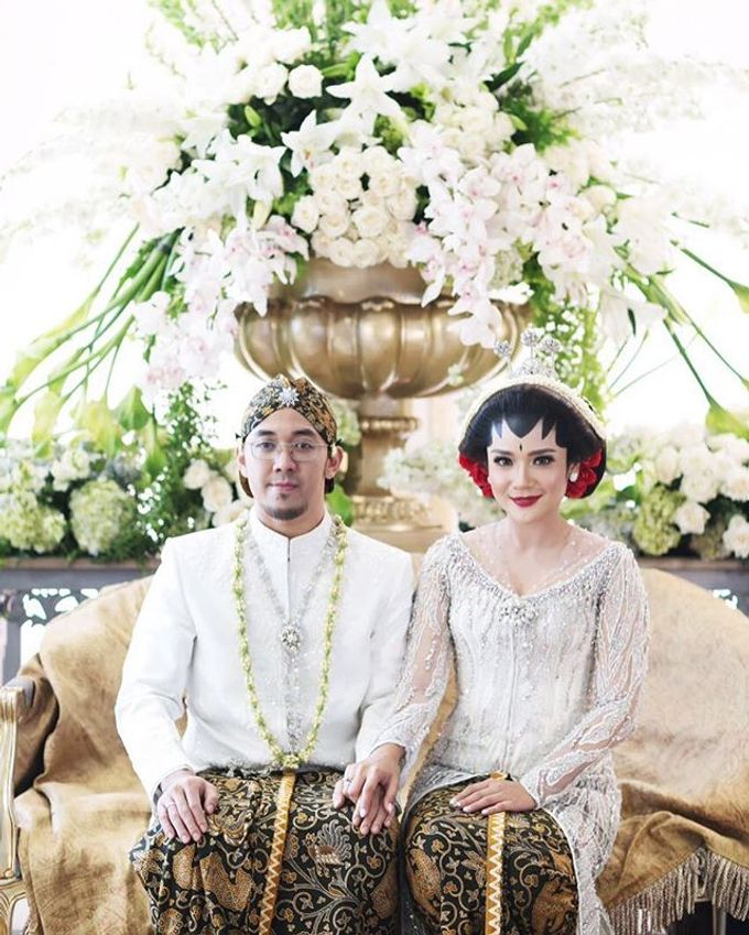 WED CEREMONY FITRI AYU & KENJI by Chandani Weddings - 001