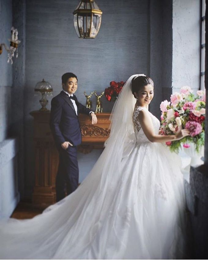 Leonard Valencia Wedding by Tommy Pancamurti - 003