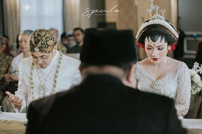 WED CEREMONY FITRI AYU & KENJI by Chandani Weddings - 006