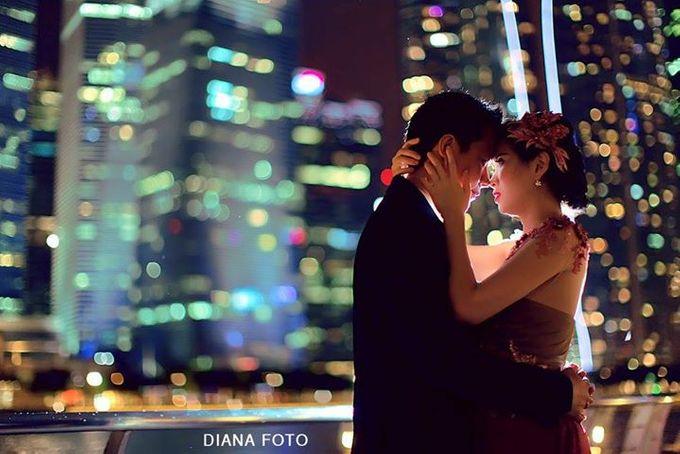 Hapitwan & Debby Susanto Prewedding by Diana Photo - 009