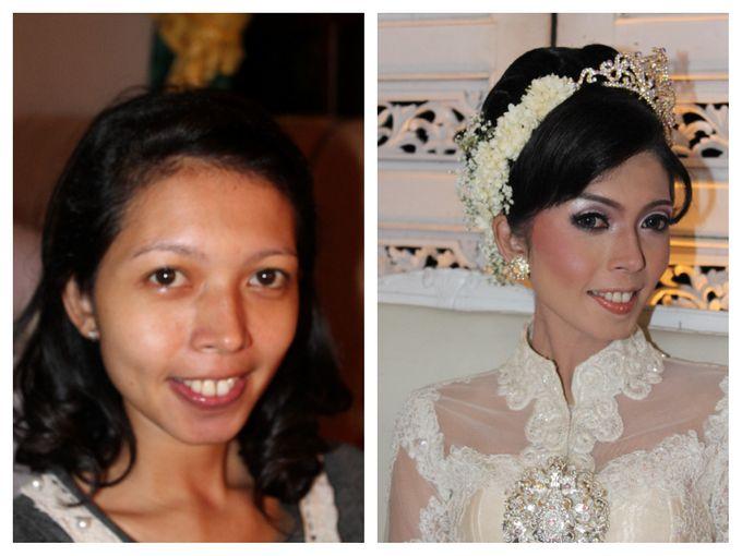 WEDDING - DEVY & DADO by NANA Rias Pengantin - 001