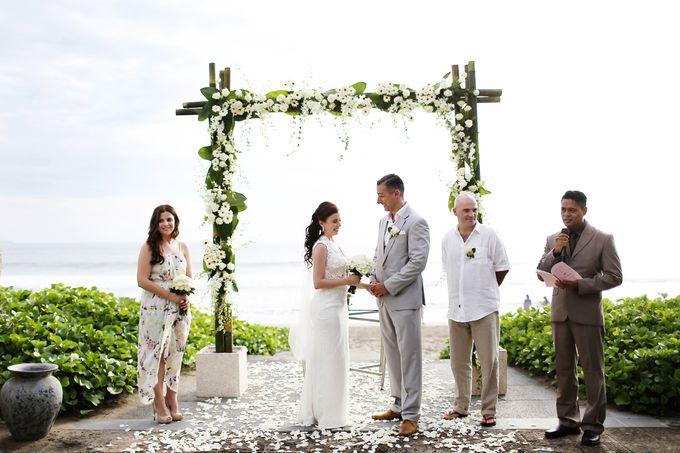 Beach Wedding by W Bali - Seminyak - 022
