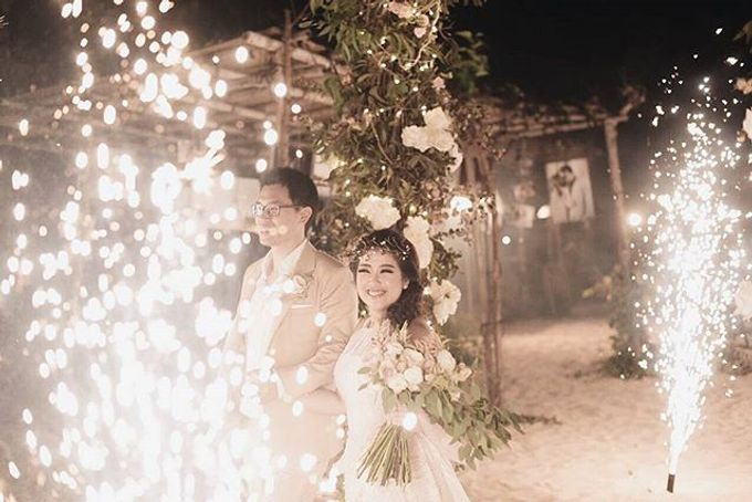 RICKY & LALA by PRIVATE WEDDING ORGANIZER - 001