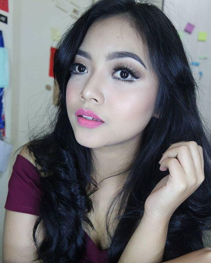 party makeup by kintan yulita - 002