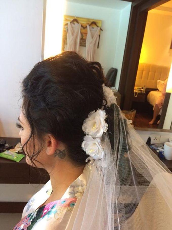 Brittany's Wedding by ekaraditya4makeup - 007