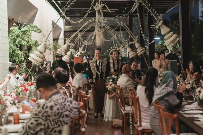 Putri & Christopher by ProjectDEA Wedding Planner - 018