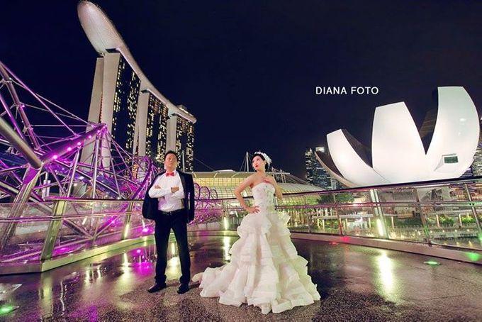 Hapitwan & Debby Susanto Prewedding by Diana Photo - 011