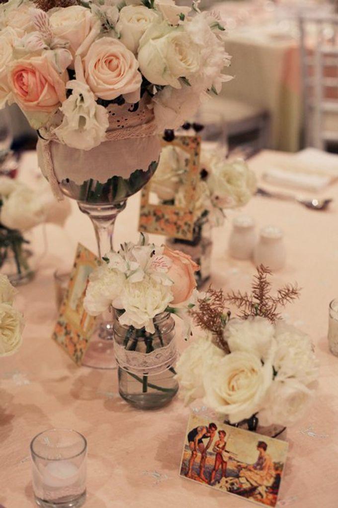 our kind of pink by Tea Rose Wedding Designer - 023