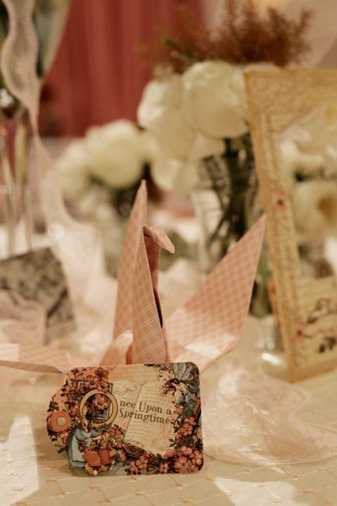 our kind of pink by Tea Rose Wedding Designer - 008