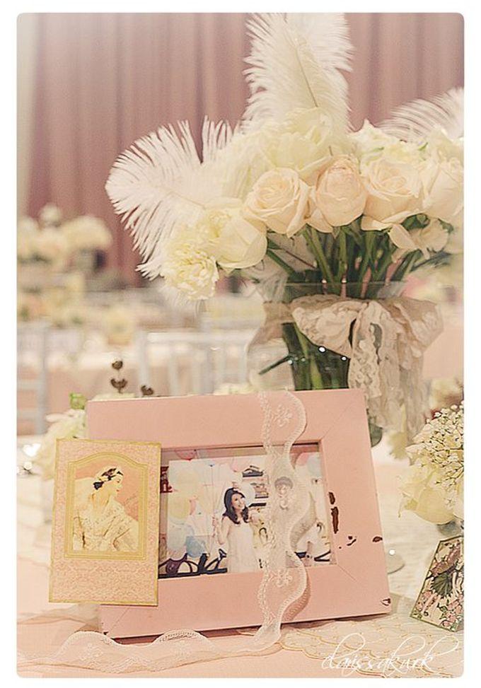 our kind of pink by Tea Rose Wedding Designer - 002