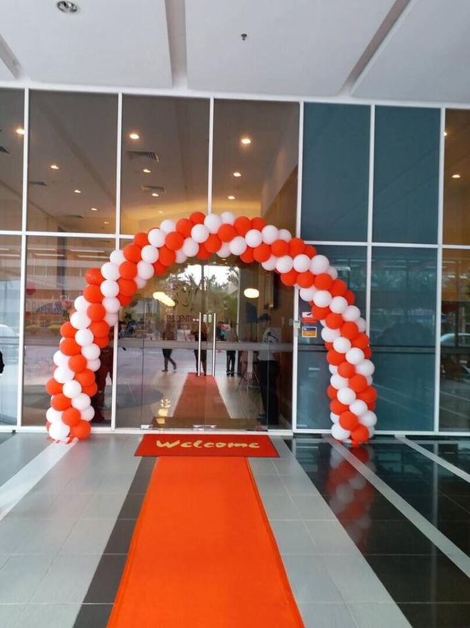 Kuala Lumpur Wedding Decorations by MEB Entertainments - 001