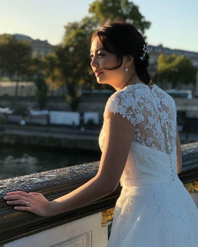 Paris pre wedding  by Plan A Production - 002