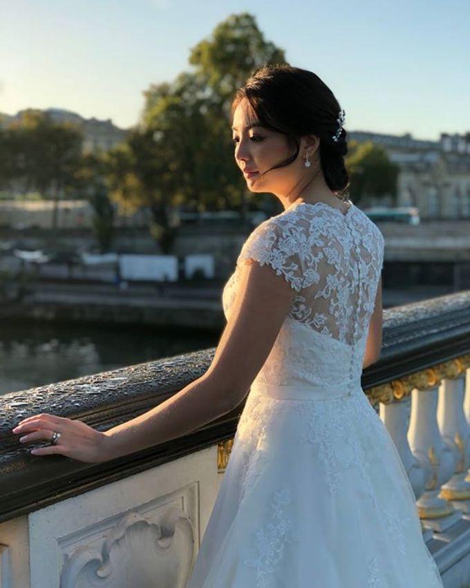 Paris pre wedding  by Plan A Production - 001