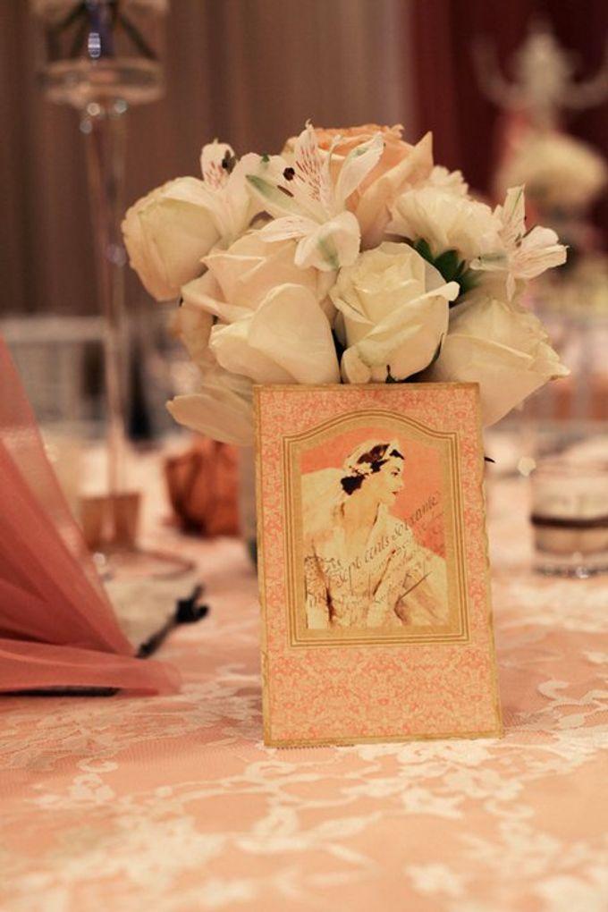 our kind of pink by Tea Rose Wedding Designer - 011