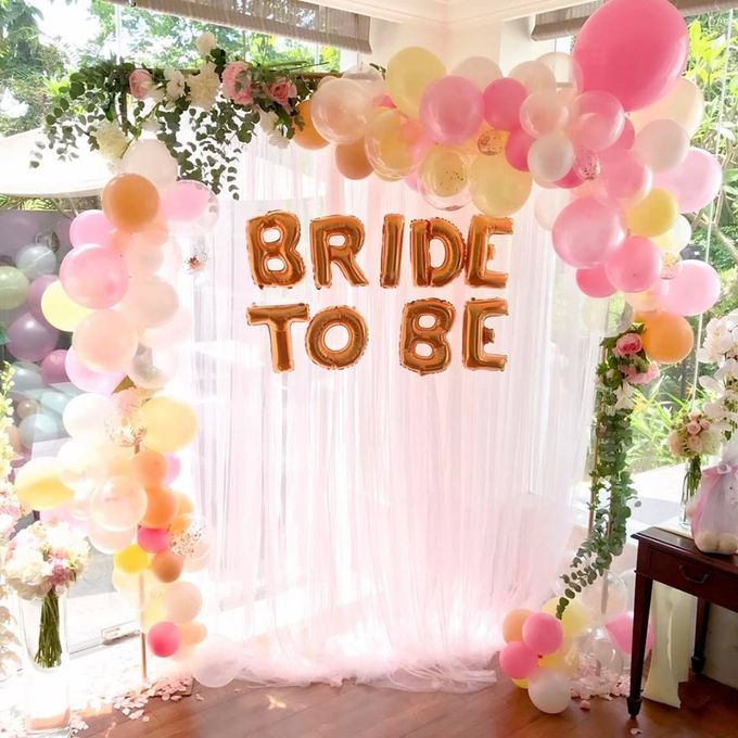 Wedding Arch by Balloon Blasters - 001