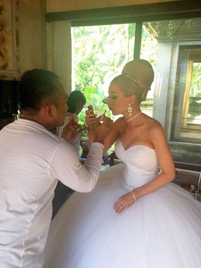 Elke's Wedding by ekaraditya4makeup - 005