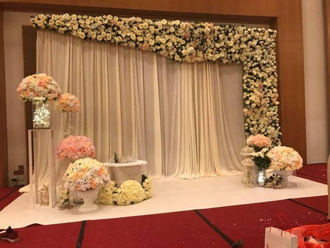 Kuala Lumpur Wedding Decorations by MEB Entertainments - 003