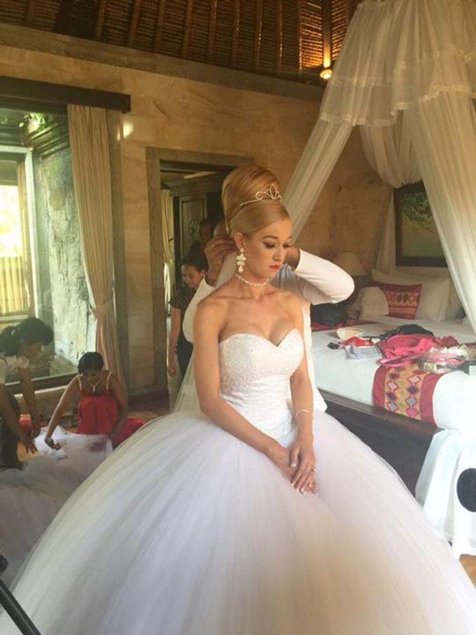 Elke's Wedding by ekaraditya4makeup - 004