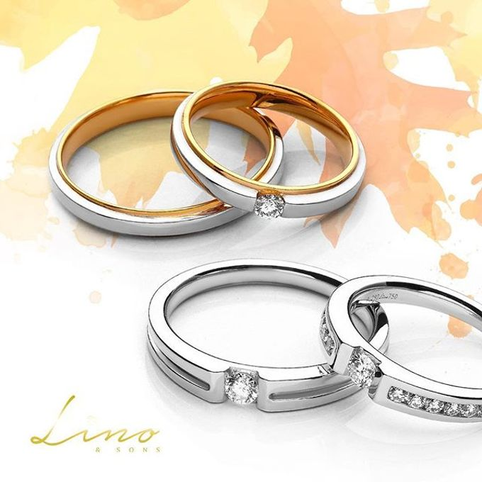 WEDDING RING by Lino and Sons - 038