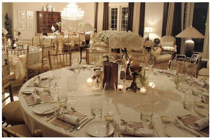 'Eloquence' by Tea Rose Wedding Designer - 008