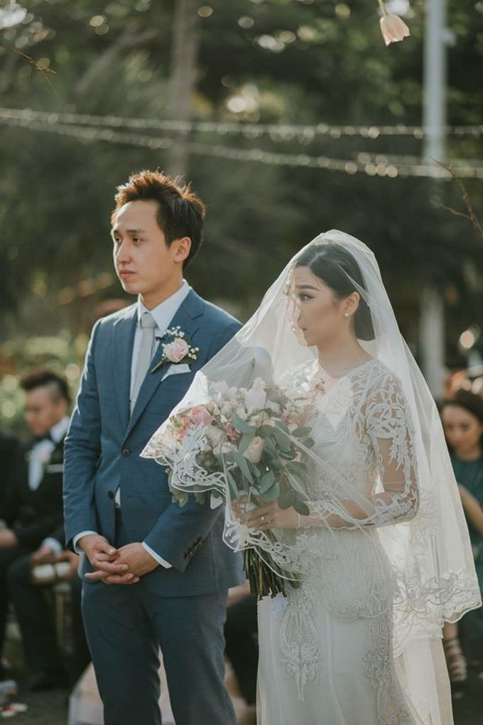 Wedding of Evelyn & Keith by Beyond Decor Company - 030