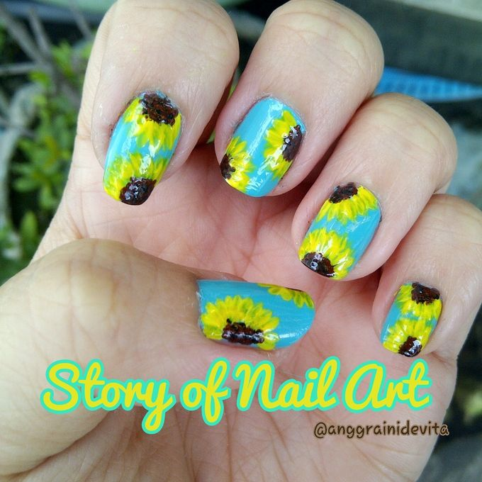 Daily Nails all occasions by Story of Nailart - 004