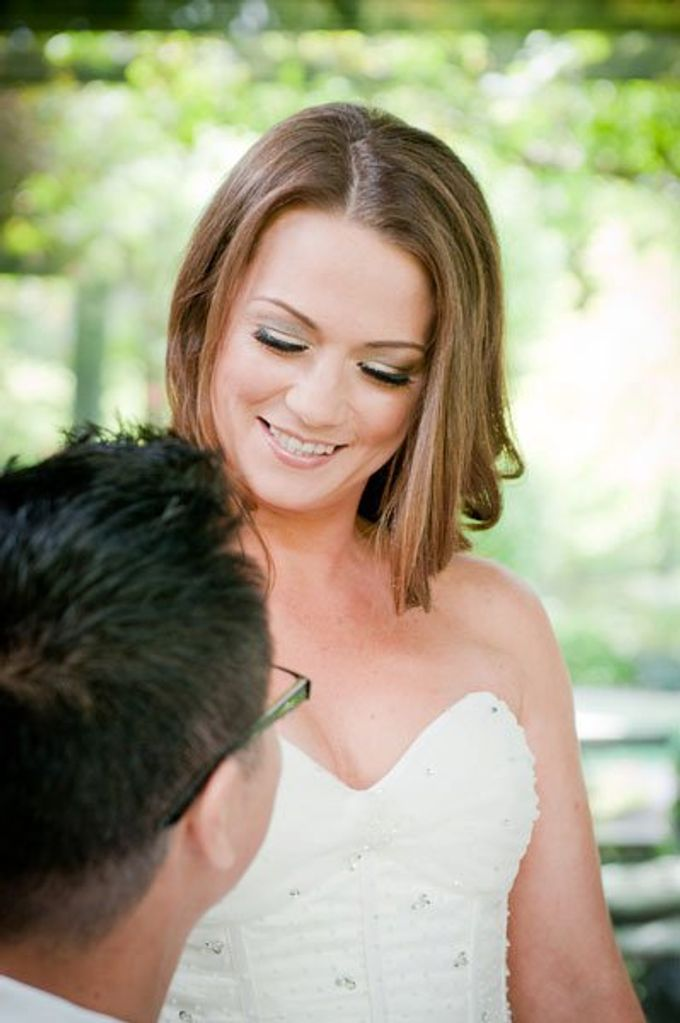 Dandenong Mountains Wedding by Innicka Dee Cakes - 008
