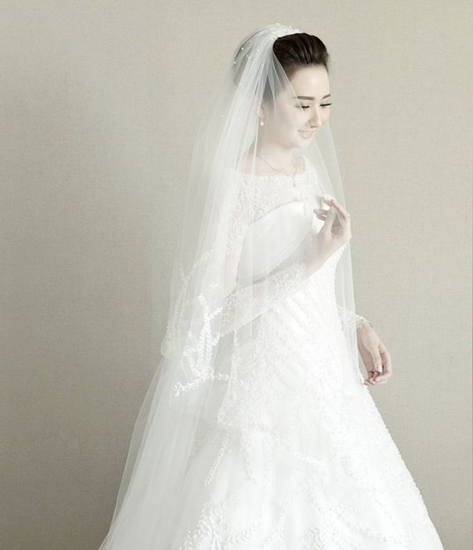 Wedding Gowns By Celine Ratna by Celra Official - 006