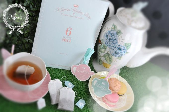 Tea Party Themed by The Paperie - 005
