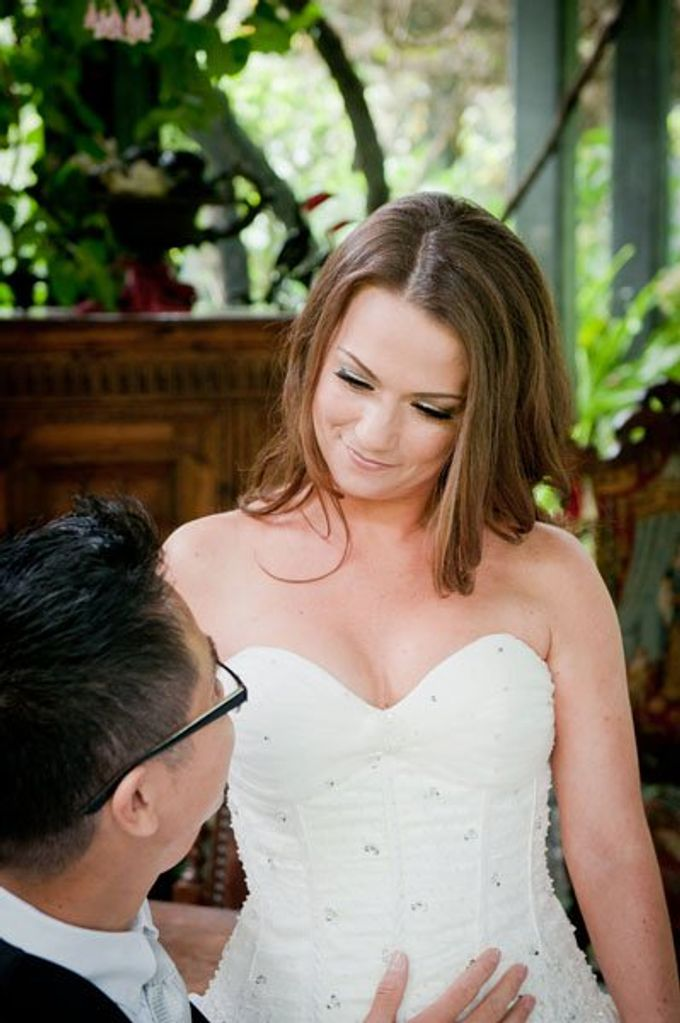 Dandenong Mountains Wedding by Innicka Dee Cakes - 011