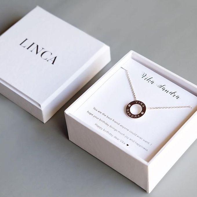 CARA NECKLACE by LINCA Jewellery - 004