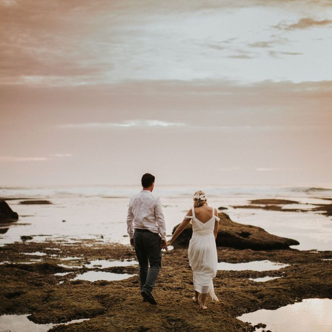 Christopher & Kristlyn - Elopement Day by ILUMINEN - 010