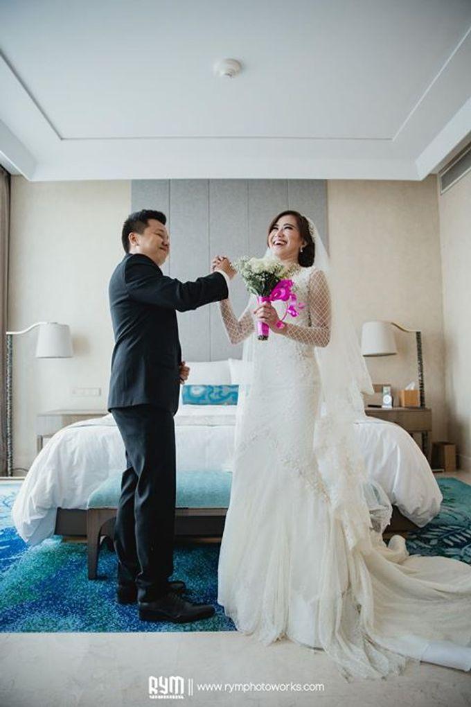 Cia & Cindy wedding day by The Wedding Atelier - 031